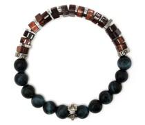 Perlenarmband mit Gancini-Details