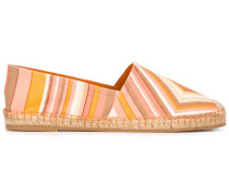 'Native Couture' Espadrilles mit Zickzackmuster
