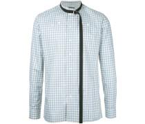 Hemd mit Karomuster - men - Baumwolle - 48