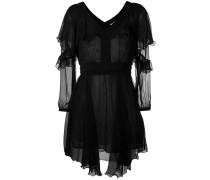 - Semi-transparentes Kleid - women