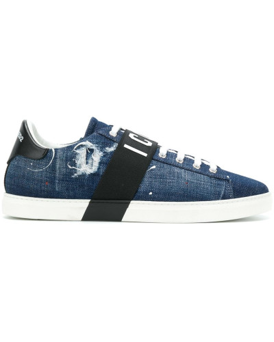 'Icon' Jeans-Sneakers