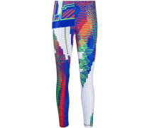 Leggings mit grafischem Print