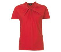 T-Shirt mit Knotendetail