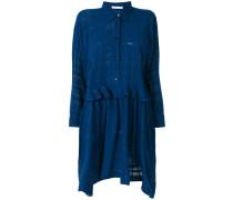 smock shirt dress
