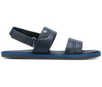 Sandalen mit doppeltem Riemen - men