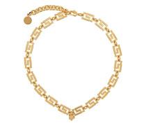 Halskette mit Greca-Muster