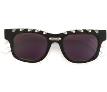 'Ropey' Sonnenbrille - women - andere Fasern