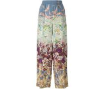 'Garden Couture' Seidenhose