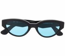 Drew Sonnenbrille mit ovalem Gestell