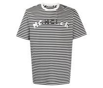 T-Shirt mit Querstreifen