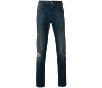 Jeans mit geripptem Knie