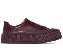 Sneakers mit Plateau, 45mm