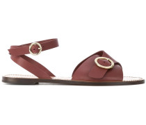 crossover strap Sedano sandals