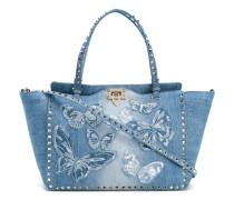 Mittelgroße Garavani 'Rockstud' Handtasche