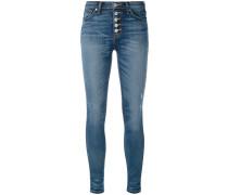 'Ciara' Jeans - women - Baumwolle/Polyurethan
