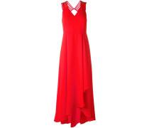 Drapiertes Kleid mit asymmetrischem Schnitt