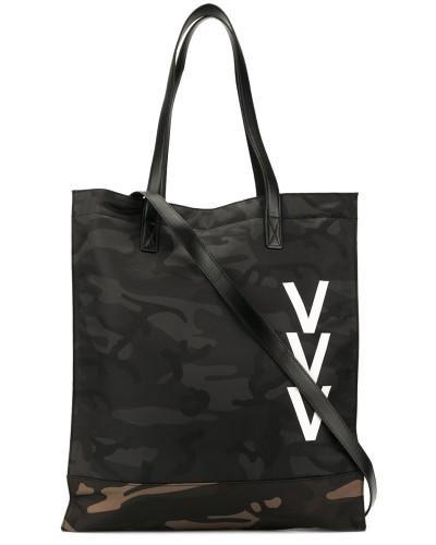 Camouflage-Shopper