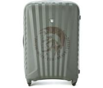 Koffer mit Logo