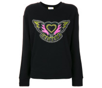 heart and wings sweater