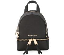 - Mini Rucksack mit abnehmbaren Schultergurten