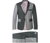 'Funmix' Anzug mit Streifen