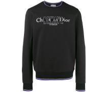 'Newave' Pullover mit rundem Ausschnitt