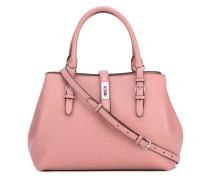 Handtasche mit Riemenverschluss