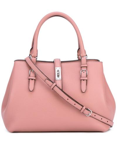 Bally Damen Handtasche mit Riemenverschluss