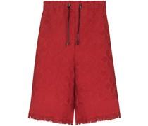 Moon Salutation Jacquard-Shorts