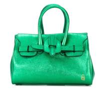 Metallische 'Pauline' Handtasche