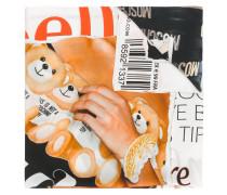 Toy Bear Magazine scarf