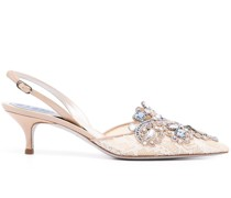 Veneziana Pumps 75mm