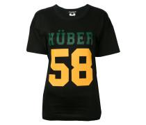 """T-Shirt mit """"58""""-Print"""