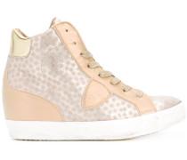 - High-Top-Sneakers mit Einsatz - women