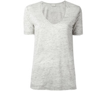- 'Jyttio' T-Shirt - women - Leinen/Flachs - M