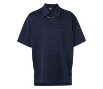Poloshirt mit Kettendetail