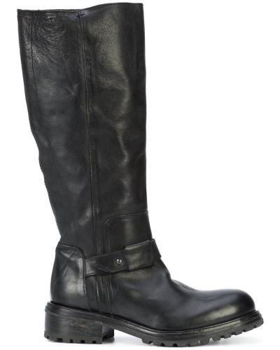 Stiefel mit Profilsohle