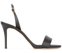 - Sandalen mit Slingback-Riemen - women - Leder