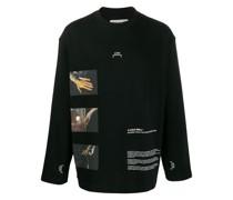 A-COLD-WALL* Sweatshirt mit Foto-Print