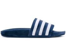 Gestreifte Sandaletten