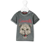 - T-Shirt mit Leopardenkopf-Print - kids