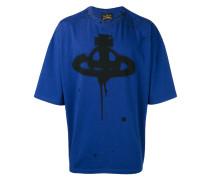 Oversized-T-Shirt mit Logo-Print - men