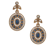 Swarovski crystal embellished earrings