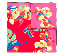 Garavani tropical print scarf