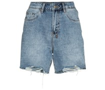 Racer Jeans-Shorts