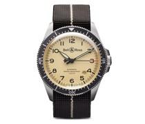 'BR V2-92' 41mm Armbanduhr