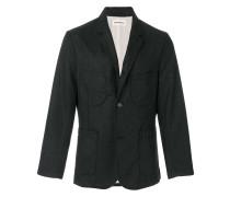 flanel suit jacket