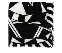 """Schal mit """"Power of Love""""-Print"""