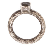 antique-effect ring