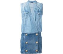 Tailliertes Jeanskleid - women